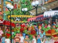 Jour de marché à Ottawa