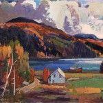 Poésie de couleurs du Saguenay