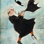 VENDU: Le Frère Ensèbe dans le vent