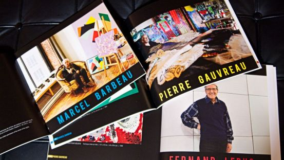 Catalogue Pérennité – 3 Artistes du Refus Global