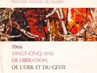 1966 Vingt-cinq ans de libération – De l'oeil et du geste