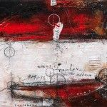 La barque rouge