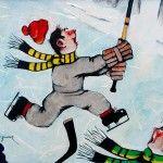 VENDU: Le but vainqueur d'Adrien