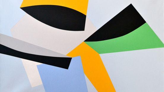 Marcel Barbeau – Reflets de lune # 2