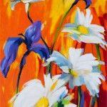 Ces iris, intrus