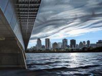 Montréal vue de la Concorde