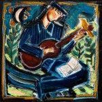 Jeune homme à la guitare