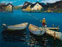 VENDU:La pêche a été bonne