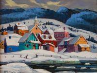 Un village de Charlevoix