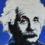 VENDU: Blue Einstein