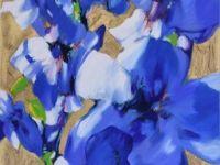 Fleurs papillons II