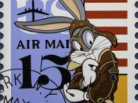 VENDU: Bugs Bunny l'aviateur