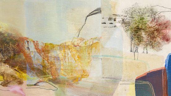 Micheline Landry : envolées picturales de l'inconscient