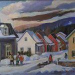 Baie St-Paul (hiver)