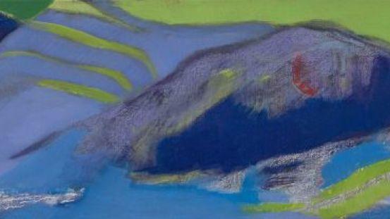 Renée duRocher : un aperçu de l'exposition «Xanh entre vert et bleu»