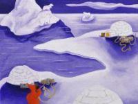 The call of the polar bear