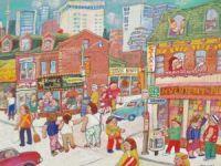 Corner Yonge & Wellesley, Toronto