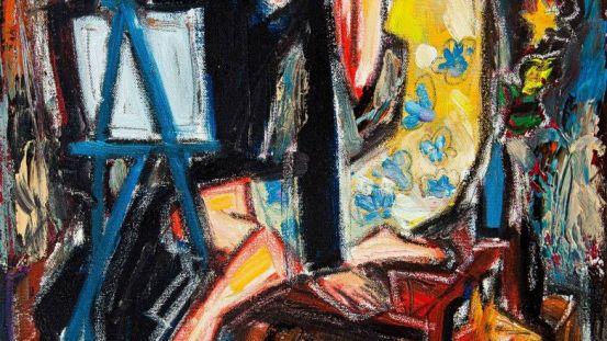 Peintre et muse