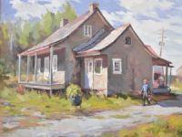 Maison de ferme St Martin, Laval