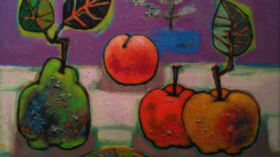 Les quatre fruits