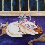 Les chats 7