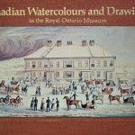 Canadian Watercolours and Drawings