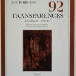 92 transparences (Aquarelle-Pastel)