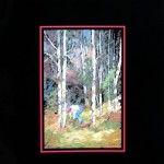 Aldo Cusan: Peintre du paysage