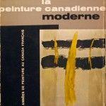 La peinture canadienne moderne