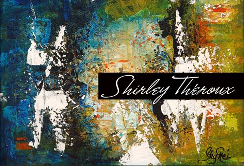 Shirley Théroux – 24 mars à 13h.