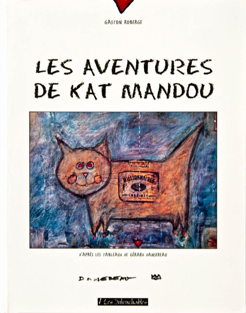 Gérard Dansereau – Les aventures de Kat Mandou