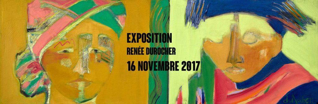 Renée duRocher : Xanh entre vert et bleu – du 16 novembre au 3 décembre 2017