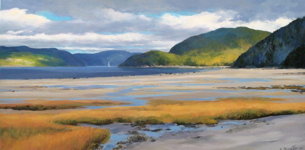 VENDU: Au fil du Saguenay