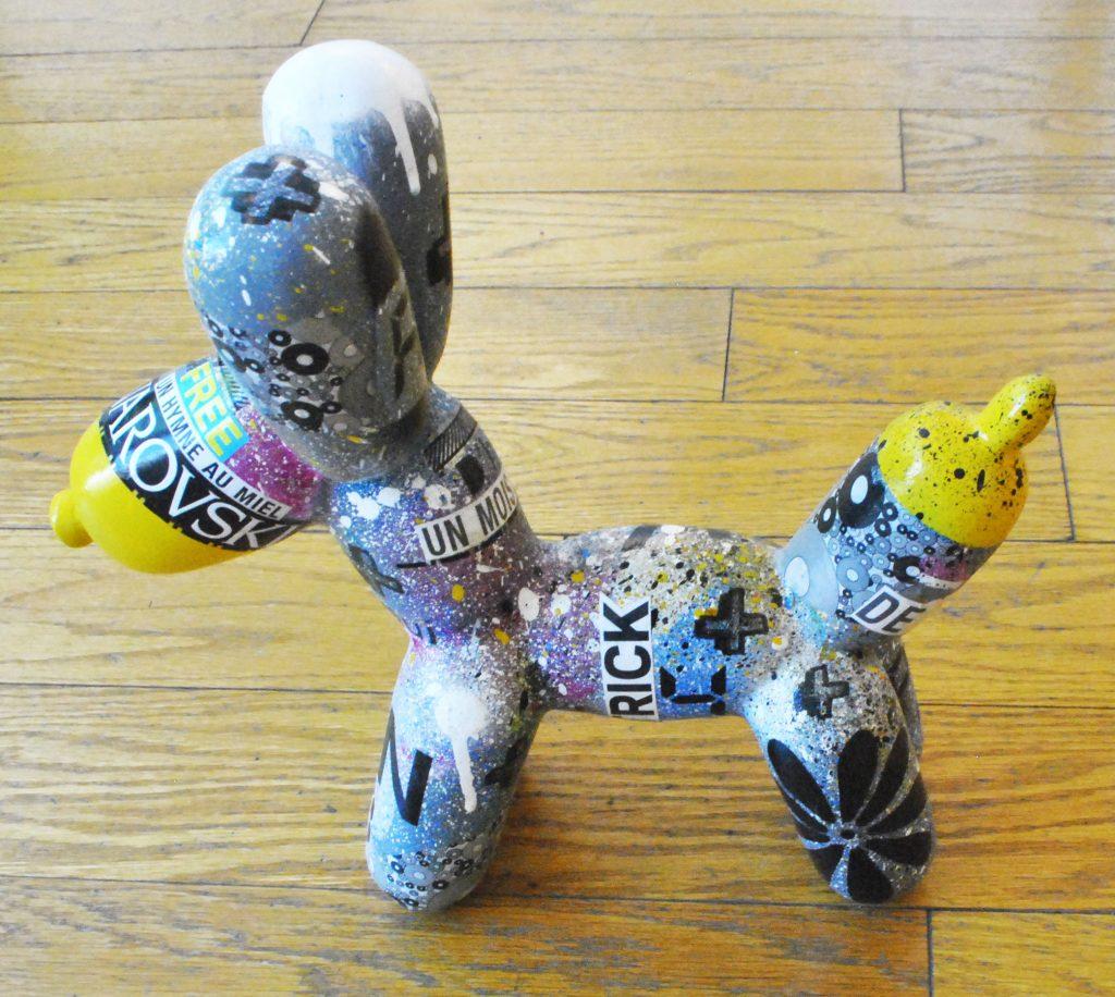 Bubble dog # 4