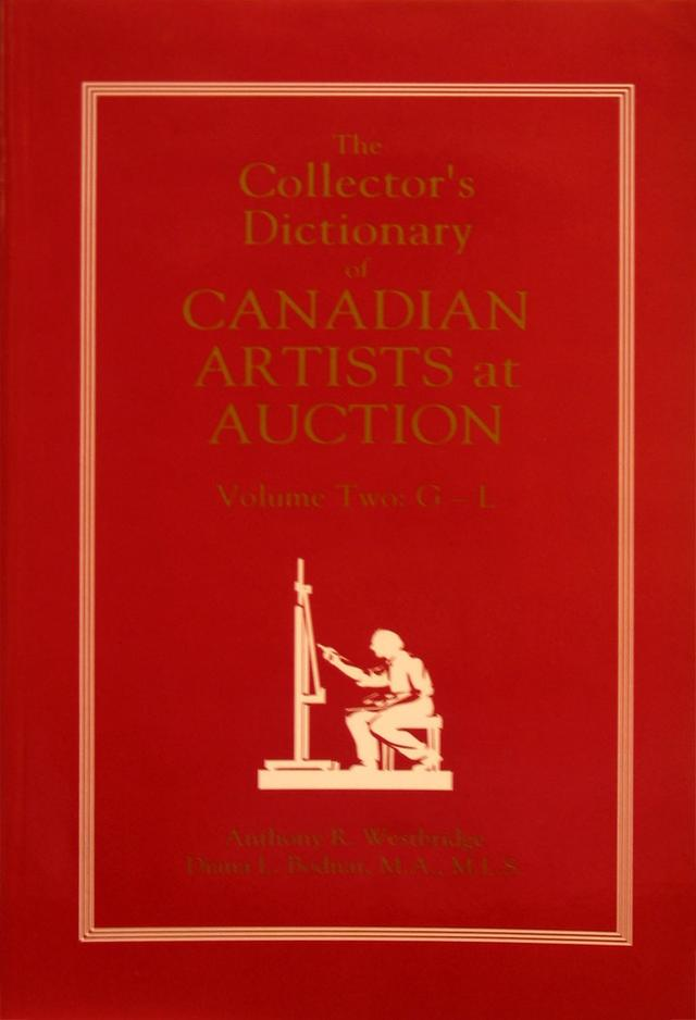 The Collector's, Dictionary of Canadian Artists At Auction