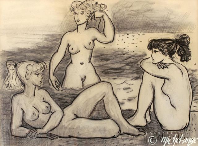 Les trois nues