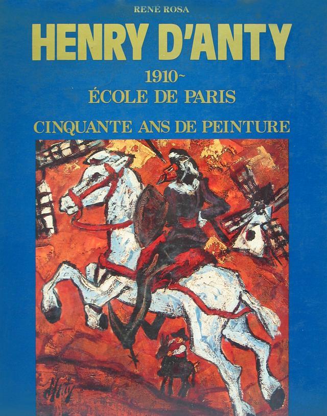 Henry d'Anty